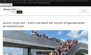 Alumni-clubs.net thumbnail