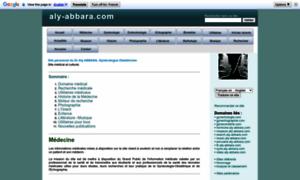 Aly-abbara.com thumbnail