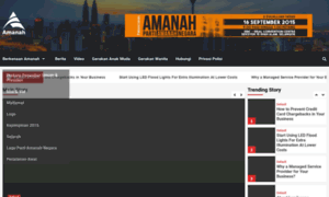 Amanahnegara.org thumbnail