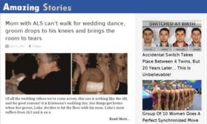 Amazing-stories.tv thumbnail
