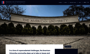 American.edu thumbnail