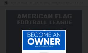 Americanflag.football thumbnail