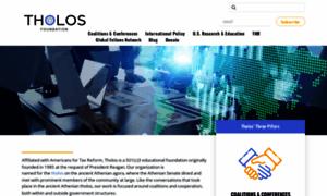 Americansfortaxreformfoundation.org thumbnail