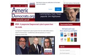 Americasdemocrats.org thumbnail