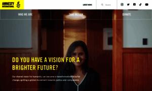 Amnesty.org.nz thumbnail