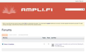 Amplifi.vbulletin.net thumbnail