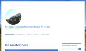 Amstelhoeve.nl thumbnail