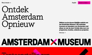 Amsterdammuseum.nl thumbnail