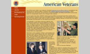 Amvetsmembers.org thumbnail