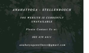 Anahatyoga.co.za thumbnail