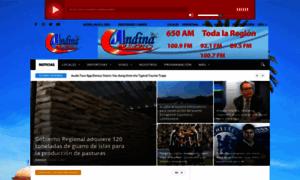 Andinaradio.net thumbnail