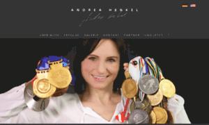Andrea-henkel.de thumbnail
