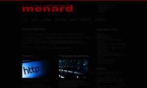 Andreas-menard.de thumbnail