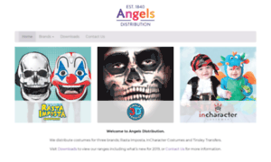 Angelsdistribution.co.uk thumbnail