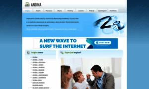 Angina.net.pl thumbnail