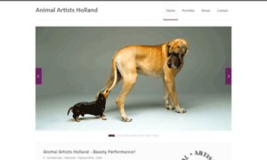 Animalartists.nl thumbnail