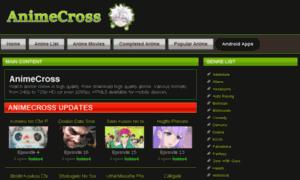 animecross.net -