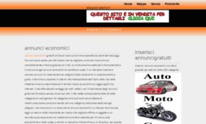 Annuncieconomici.org thumbnail