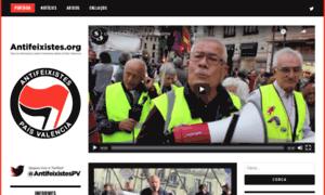 Antifeixistes.org thumbnail