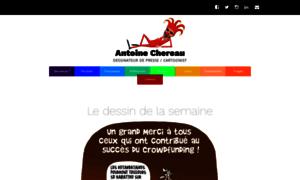 Antoinechereau.fr thumbnail