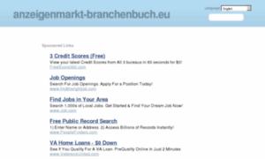 Anzeigenmarkt-branchenbuch.eu thumbnail