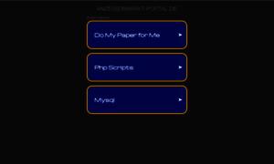 Anzeigenmarkt-portal.de thumbnail