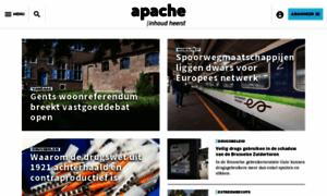 Apache.be thumbnail