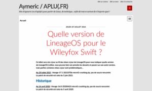 Aplu.fr thumbnail