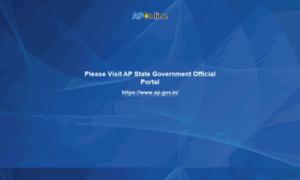 Aponline.gov.in thumbnail