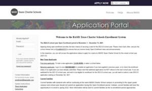 Apply.btxschools.org thumbnail