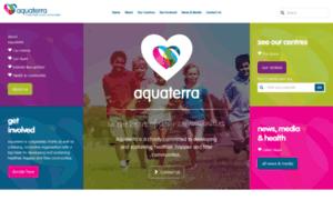 Aquaterra.org thumbnail