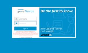 Aquent.tenrox.net thumbnail