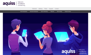 Aquiss.net thumbnail