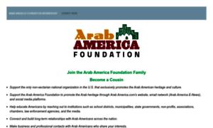 Arabamerica.wildapricot.org thumbnail