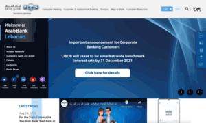 Arabbank.com.lb thumbnail