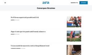Aragirona.cat thumbnail
