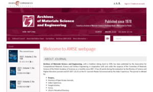 Archivesmse.org thumbnail