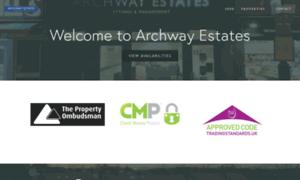 Archwayestates.co.uk thumbnail