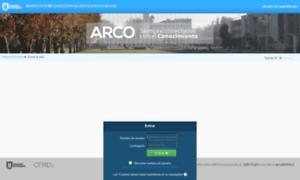 Arco.udec.cl thumbnail