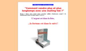 Argent-liste3.proactive-list.fr thumbnail