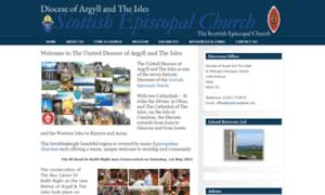 Argyll.anglican.org thumbnail