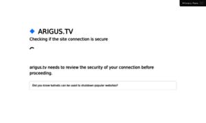 Arigus-tv.ru thumbnail