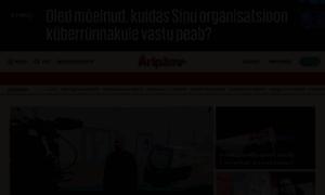 Aripaev.ee thumbnail