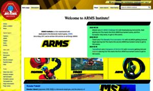 Armswiki.org thumbnail