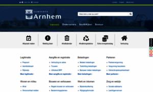 Arnhem.nl thumbnail