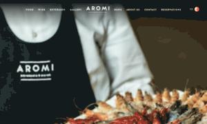 Aromi.cz thumbnail