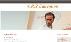 Arseducation.in thumbnail