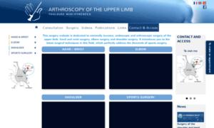 Arthroscopie-membre-superieur.eu thumbnail