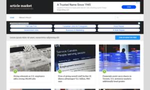 Articlemarket.info thumbnail