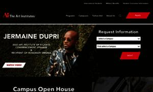 Artinstitutes.edu thumbnail